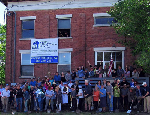 Rural Intelligence: Pine Plains Memorial Hall Groundbreaking Community Day