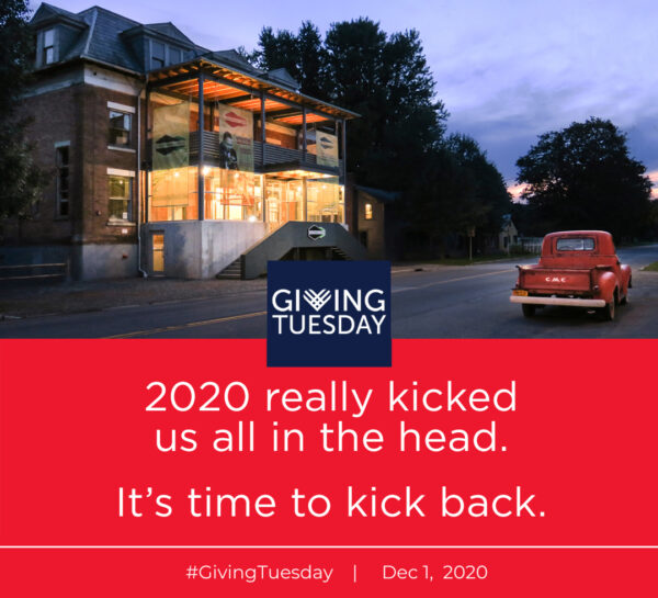 2020 really kicked us in the head. Please donate to TSC.